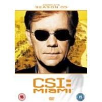CSI Miami Complete Season 5