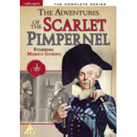 The Scarlet Pimpernel - The Complete Series