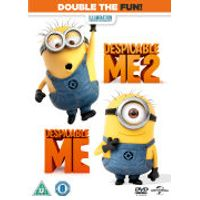 Despicable Me 1 and 2