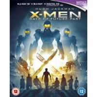 X-Men: Days of Future Past 3D (Includes UltraViolet Copy)