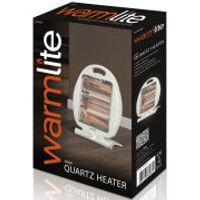 Warmlite 800w Folding Quart Heater