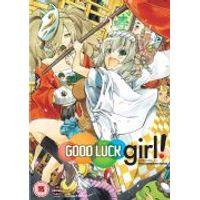 Good Luck Girl! Binbogami ga! Complete Series