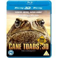 Cane Toads: The Conquest 3D
