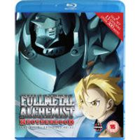 Fullmetal Alchemist Brotherhood - Part 4: Episodes 40-52