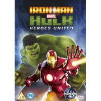 Iron Man and The Hulk: Heroes United