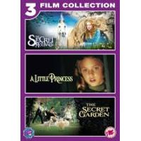 Secret of Moonacre/Secret Garden/Little Princess