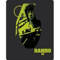 Rambo III - Zavvi Exclusive Limited Edition Steelbook