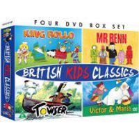 British Kids Classics: Mr Benn, King Rollo, Towser, Victor and Maria