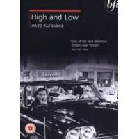HIGH AND LOW SUBTITLED WIDE SCREEN (DVD)