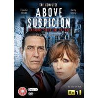 Above Suspicion - Series 1-4