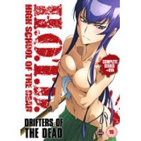 High School of the Dead: Drifters of the Dead Edition (Includes Series and OVA)