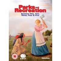 Parks and Recreation - Seasons 1 - 5