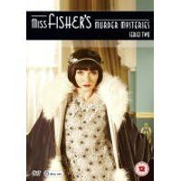 Miss Fishers Murder Mysteries - Series 2