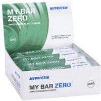 My Bar Zero - 12 x 65g - Chocolate - 12 x 65g