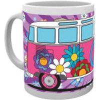 VW Camper Hippy Mug