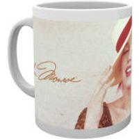 Marilyn Monroe White Mug