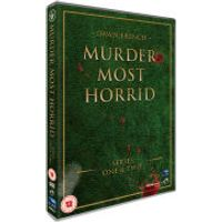 Murder Most Horrid - Series 1 and 2