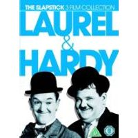 Laurel and Hardy Slapstick Collection
