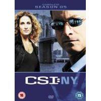 CSI New York Complete Season 5