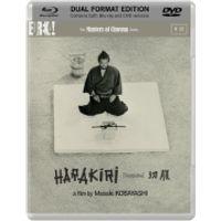 Harakiri (Masters of Cinema) (Blu-Ray and DVD)