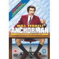 Anchorman: The Legend of Burgundy