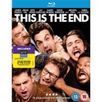 This is the End - Mastered in 4K Edition (Includes UltraViolet Copy)