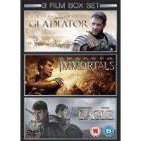 Gladiator / Immortals / The Eagle