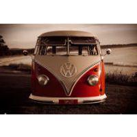 VW (Brendan Ray) Red Kombi Maxi Poster (61 x 91.5cm)