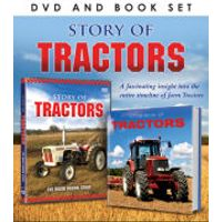 Story of Tractors (Includes Book)