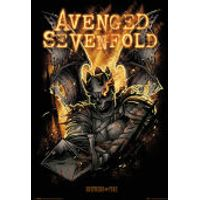 Avenged Sevenfold Sheperd of Fire - Maxi Poster - 61 x 91.5cm
