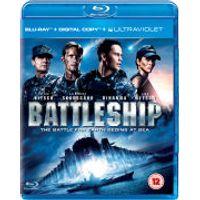 Battleship (Includes Digital and UltraViolet Copies)