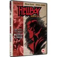 Hellboy Animated: Sword of Storms / Blood and Iron Double