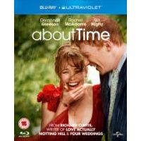 About Time (Includes UltraViolet Copy)
