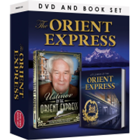 The Orient Express (Book and DVD Set)