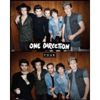 One Direction Four - Mini Poster - 40 x 50cm