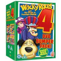 Wacky Races Quad (Wacky Races - Volumes 1-3 / Penelope Pitstop)