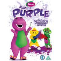 Barney: Paint it Purple