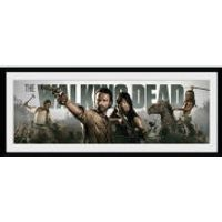 The Walking Dead Survival - 30x75 Collector Prints