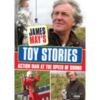 James May Toy Stories - Action Man At The Speed Of Sound