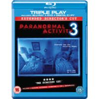 Paranormal Activity 3 - Triple Play (Blu-Ray, DVD and Digital Copy)
