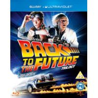 Back to the Future Trilogy (Includes UltraViolet Copy)