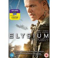 Elysium (Includes UltraViolet Copy)