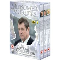 Midsomer Murders 15th Anniversary Crystal Collection