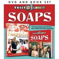 Telly Addict: Soaps (Includes Book)