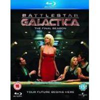 Battlestar Galactica Series Final Season