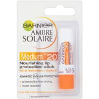 Garnier Ambre Solaire Lip Protection SPF 20 (4.7ml)