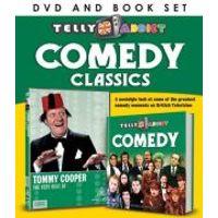 Telly Addict: Comedy (Includes Book)