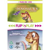 Were Back! A Dinosaurs Story / The Land Before Time 4: A Journey Through the Mists (Flip and Play)