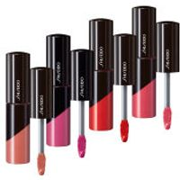 Shiseido Lacquer Gloss - OR303 In The Flesh
