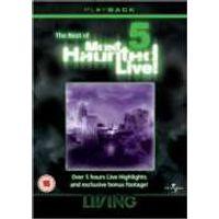 Most Haunted Live - Vol. 5